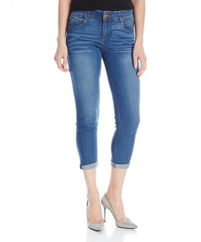 Democracy Womens Solution Booty Jeans