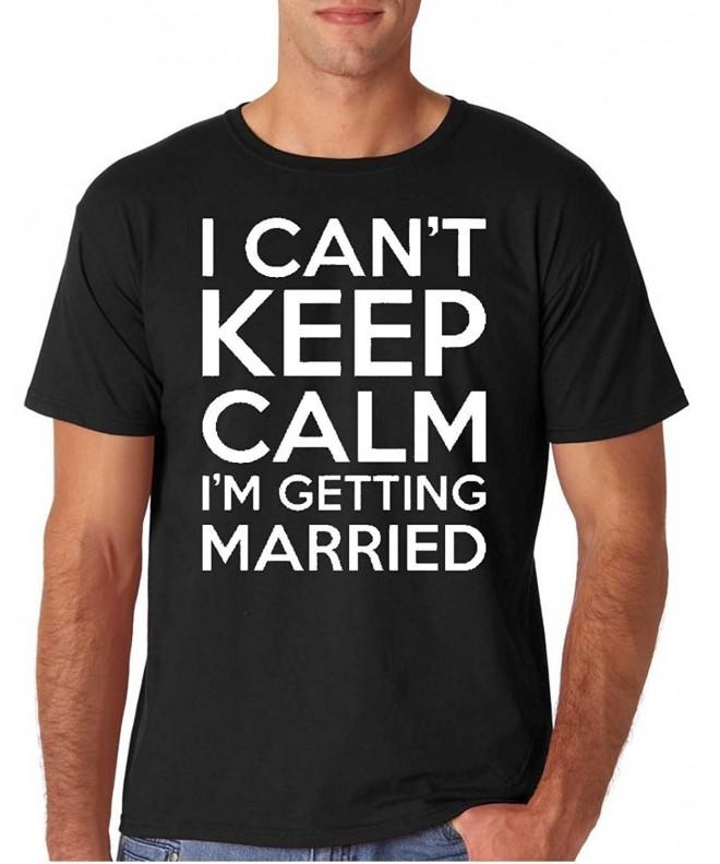 Adult Getting Married Shirt Medium