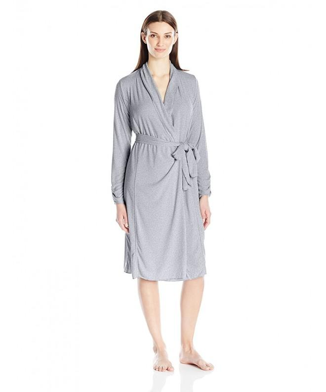 iRelax Womens Ballet Robe 42 Heather