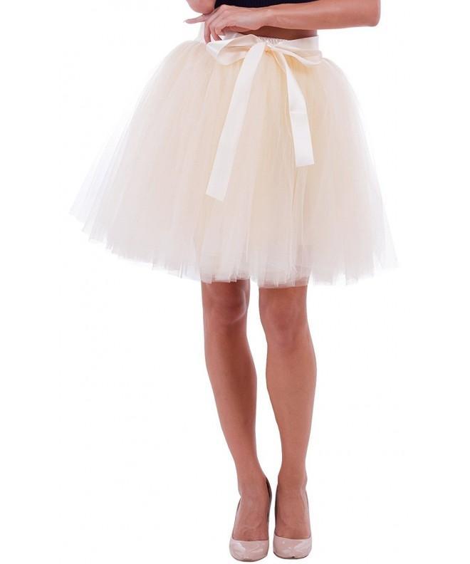 Duraplast Womens Above Skirt Petticoat