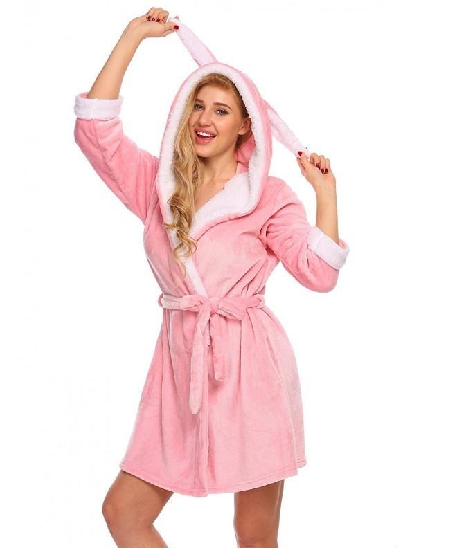 cindere Womens Sleepwear Sleeve Pajamas