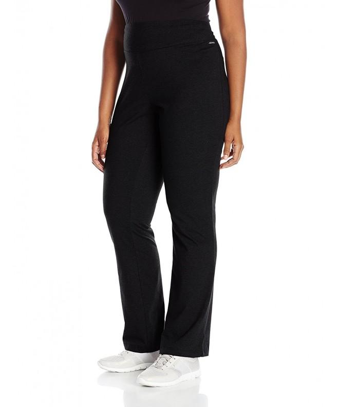 Jockey Womens Skim Long Black