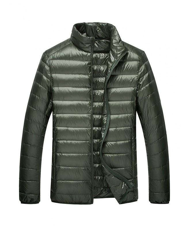 DAVID ANN Winter Lightweight Jacket Outwear
