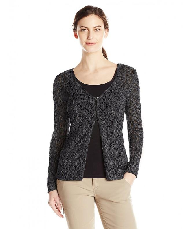 Royal Robbins Summertime Pointelle Cardigan