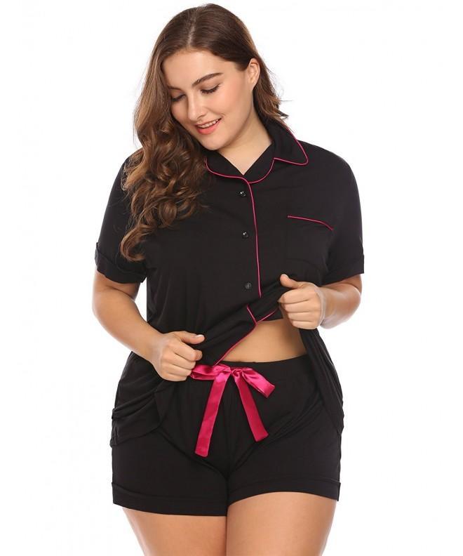 INVOLAND Womens Sleepwear Sleeve 16W 24W