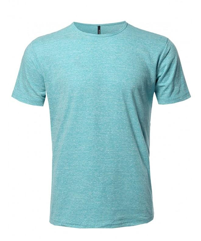 Style William Sleeves T Shirt Turquoise