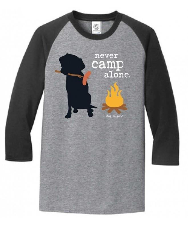 Dog Good Mens T Shirt Raglan