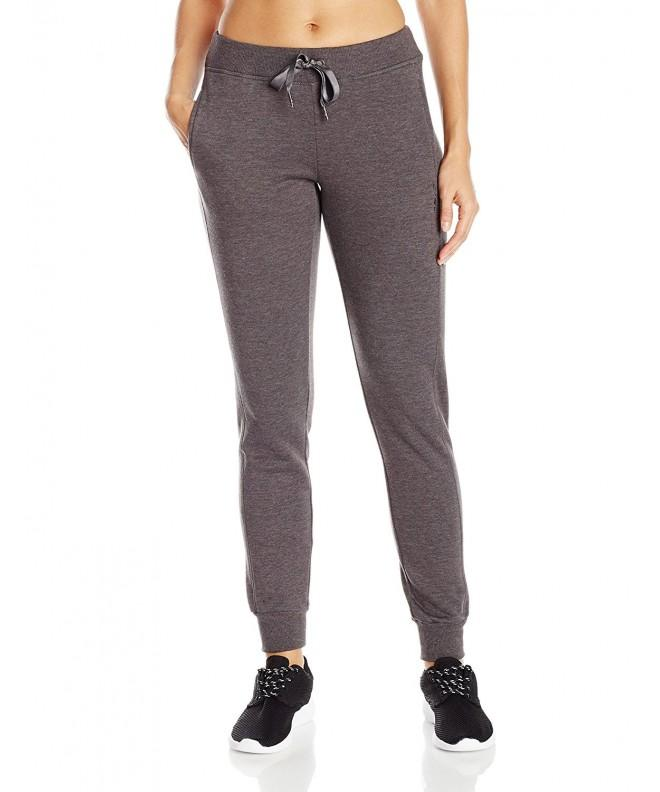 HEAD Womens Jogger Charcoal Heather