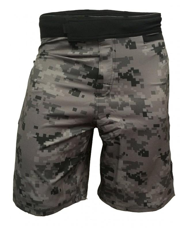 WOD Shorts Agility Digital Camo