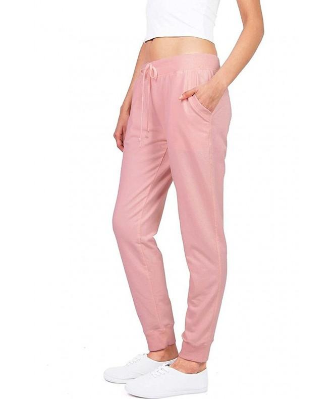 ReVeaL Womens Soft Jogger Pants