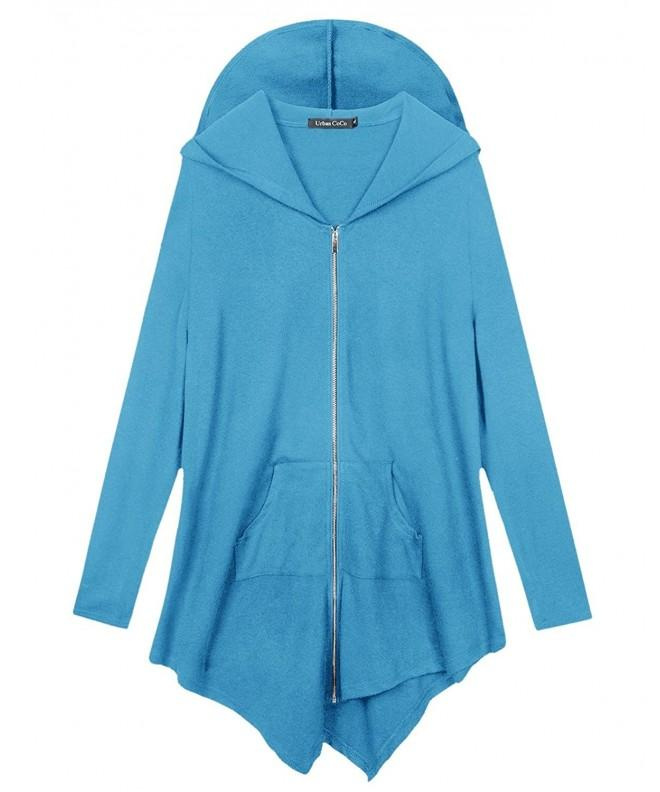 Womens Pluse Hooded Sweatshirt Jacket