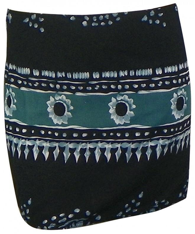 Womens Aztec Princess Sarong Medium