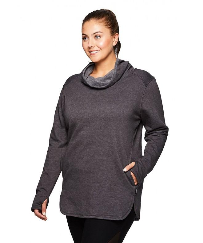 RBX Active Womens Charcoal Heather