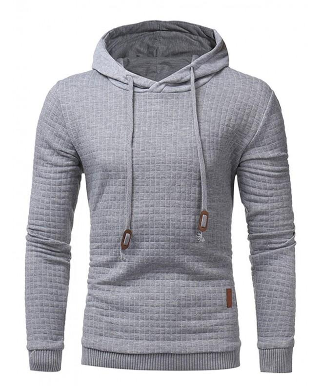 Dongba Stylish Hooded Pattern Sweatshirt