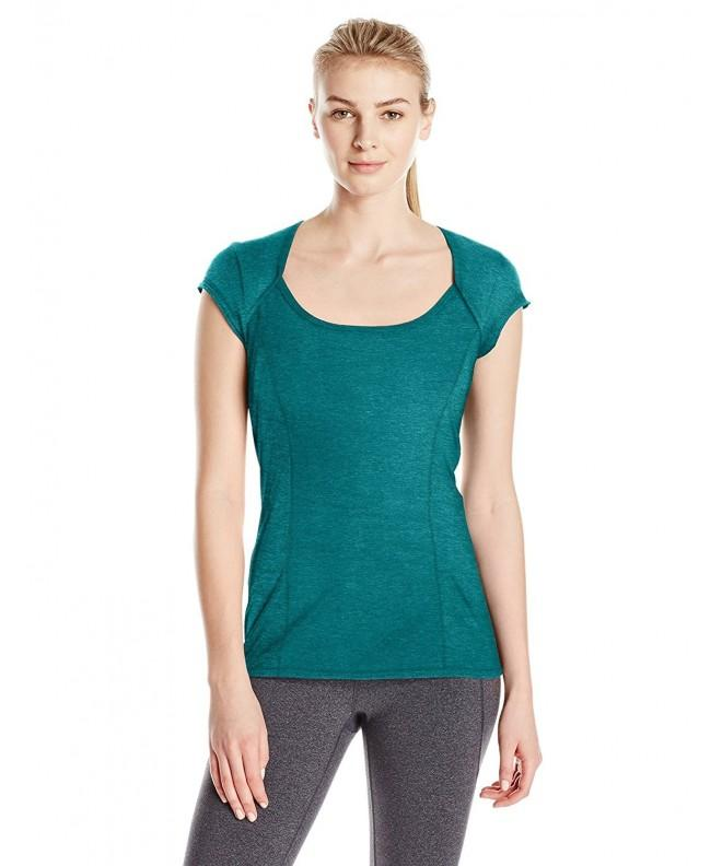 prAna Womens Kamilia Medium Harbor