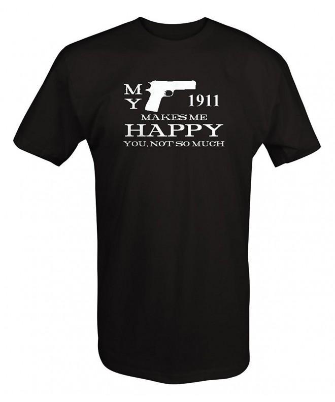 1911 Makes Happy Rights shirt
