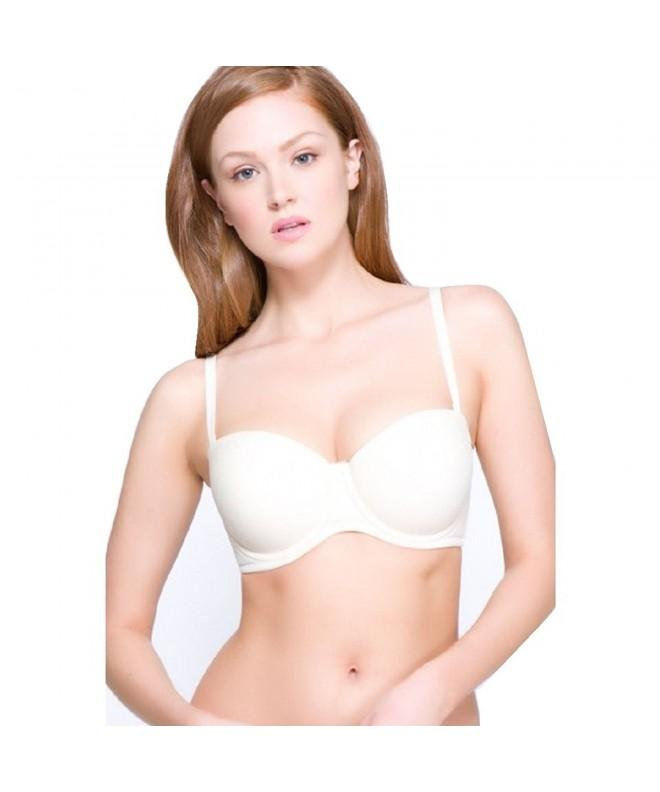 Seamless Molded Convertible 1103 White