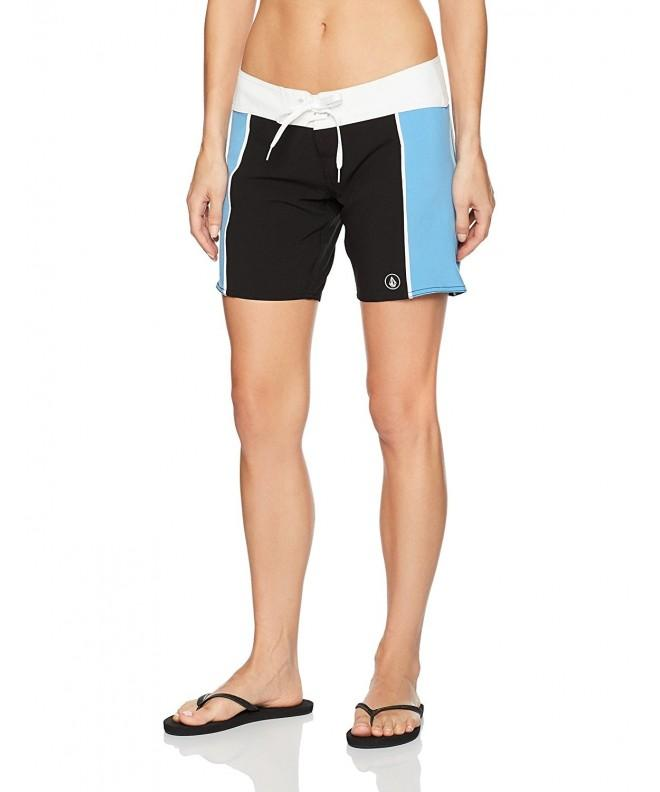 Volcom Womens Simply Solid Boardshort
