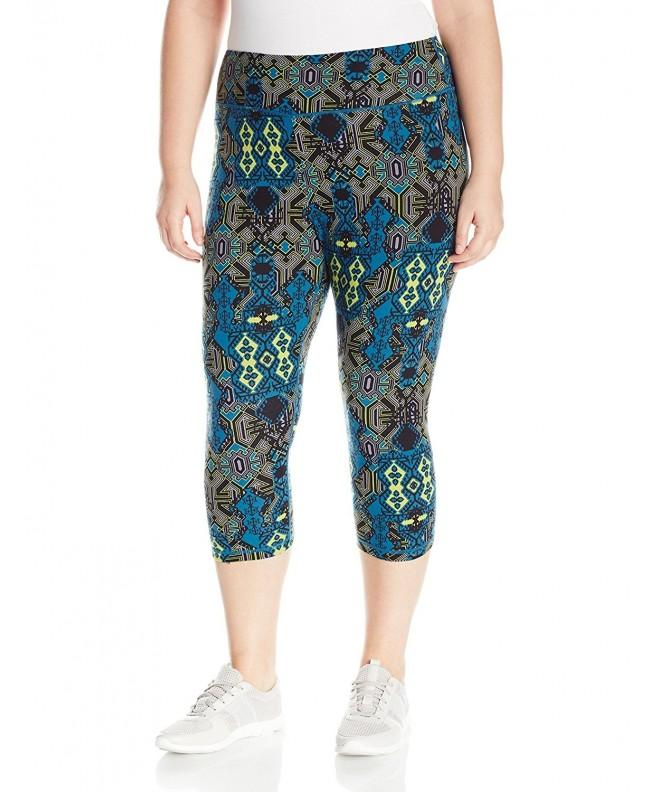Rainbeau Curves Womens Courtney Print