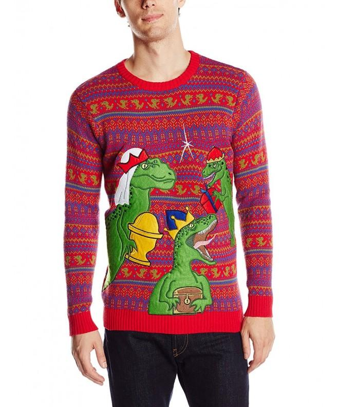 Blizzard Bay Clever Christmas Sweater