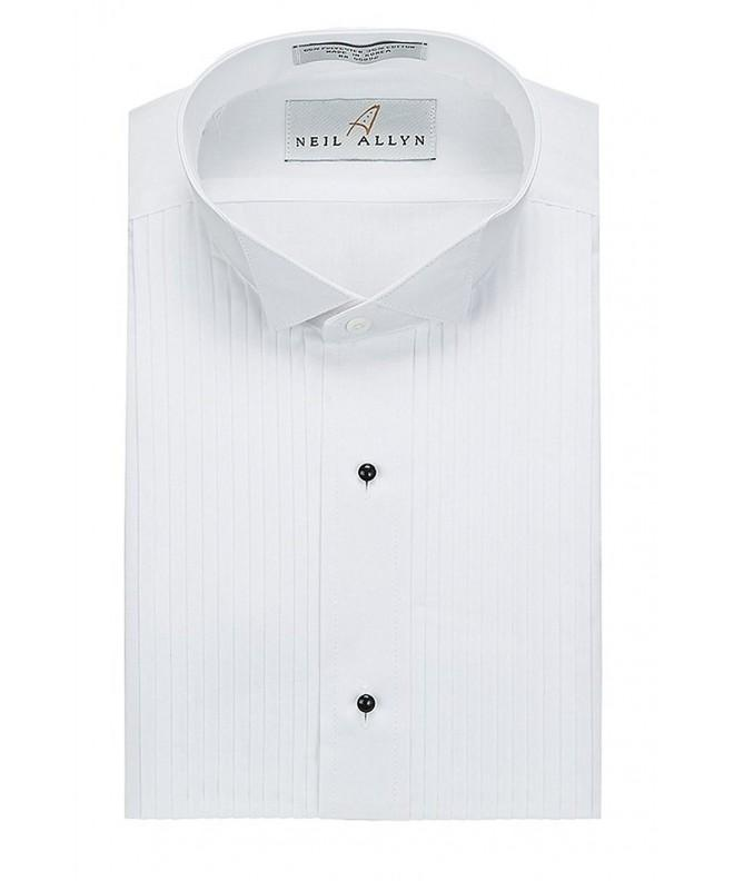 Neil Allyn Tuxedo Cotton Collar