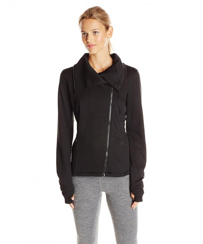 HEAD Womens Jacket Black Small