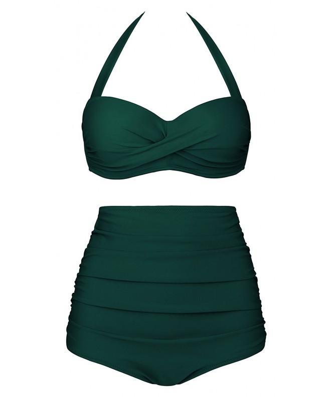 Angerella Waisted Swimsuit Swimwear 3X Large