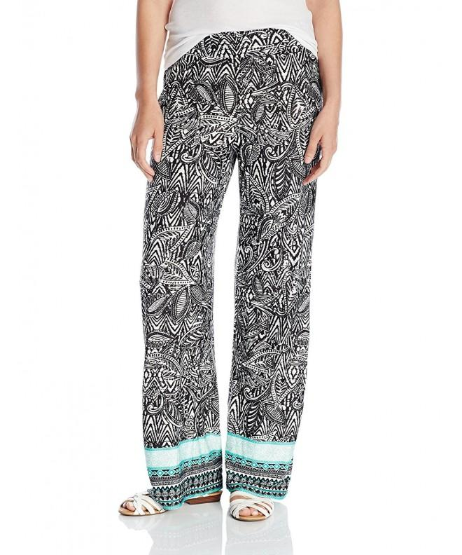 Notations Womens Printed Wide Medium