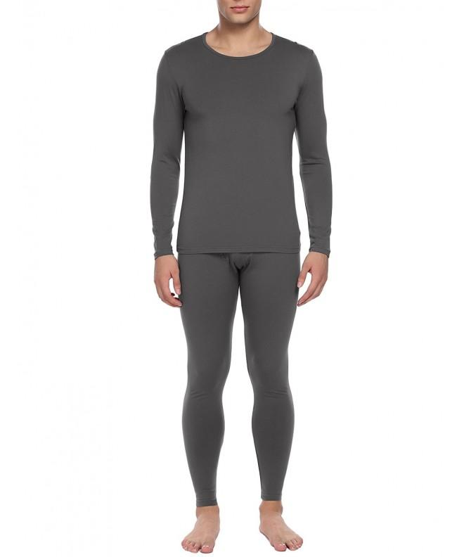 Hufcor Thermal Underwear Fleece Layering