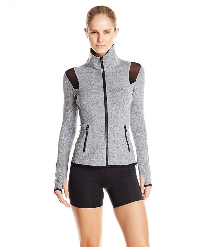 Capezio Womens Convertible Jacket Stormy