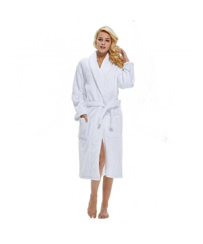 beryris Luxury Womens Bathrobe bathrobe