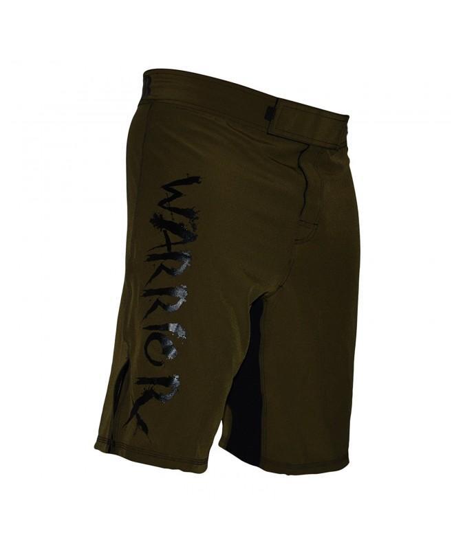 WarrioRX PRO Performance Shorts Mossy