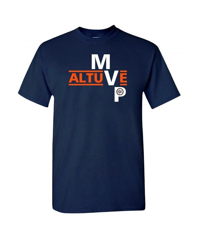 Houston Altuve MVP Shirt Navy