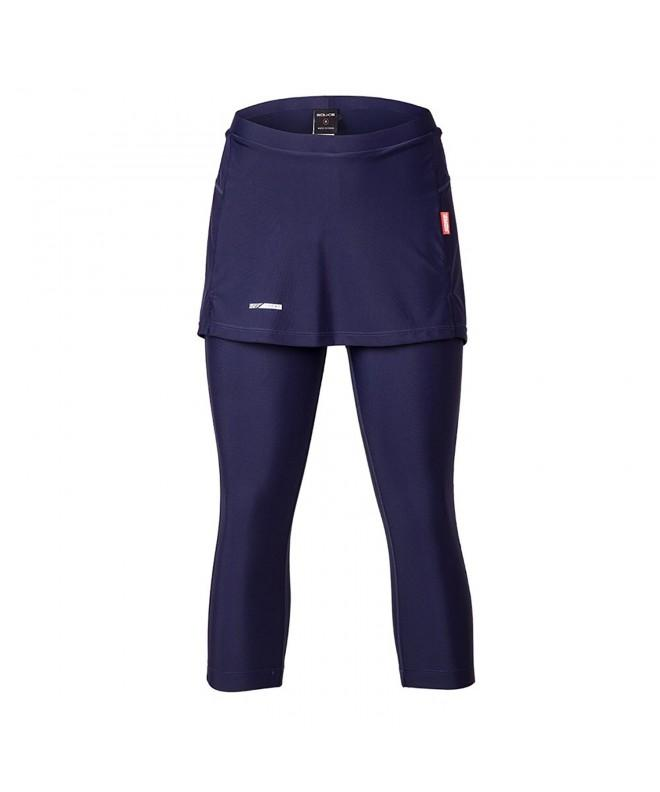 Meatfly Womens Cycling Skorts Padded