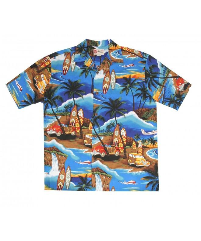 Hattie Waikiki Woody Aloha Shirt
