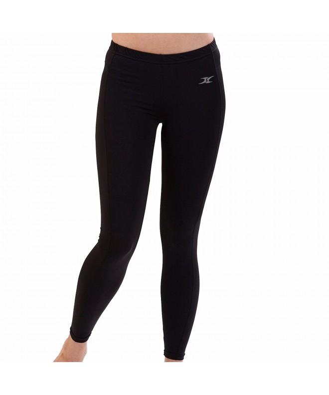 Thermal Underwear Leggings Compression Bottoms