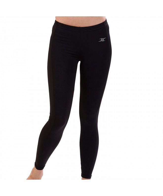 Thermal Underwear Leggings Compression Bottoms