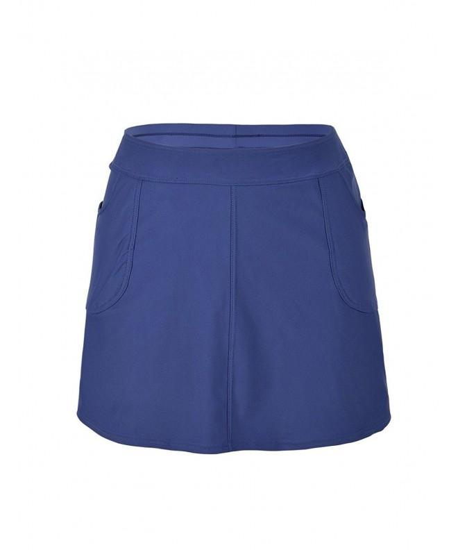 Nonwe Womens Skirted Blueviolet 10