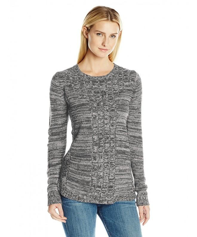 Jason Maxwell Shirttail Pullover Sweater