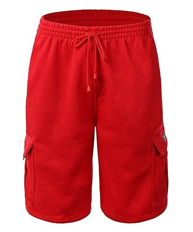 FLEECE CARGO SHORTS DREAM 3X LARGE