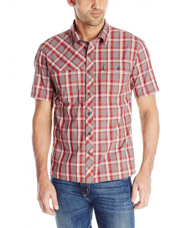 Outdoor Research Mens Shirt Redwood
