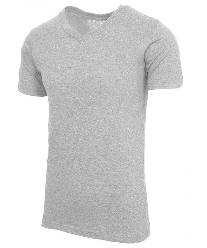 Blend V neck shirts Heather Triblend