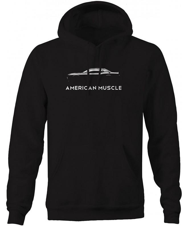 American Charger Challenger Hellcat Sweatshirt