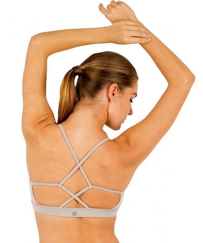 Cross Strap Yoga Sports WireFree Removable