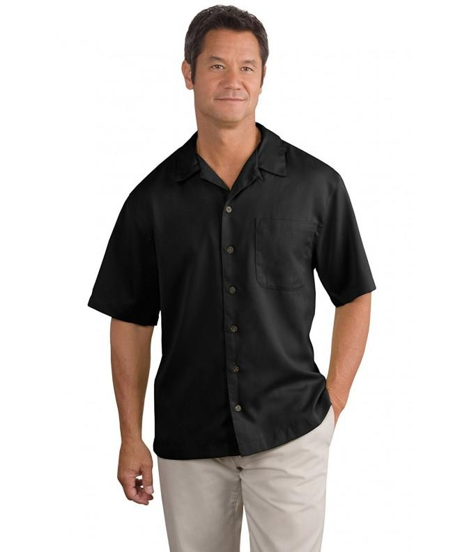 Port Authority Mens Shirt Black