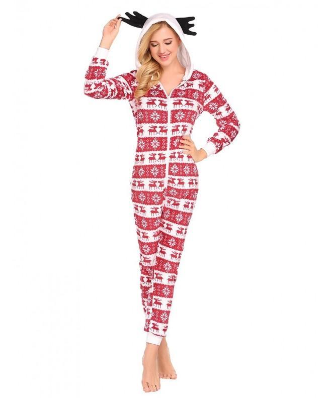Lamore Onesie Pajamas Christmas Onesies