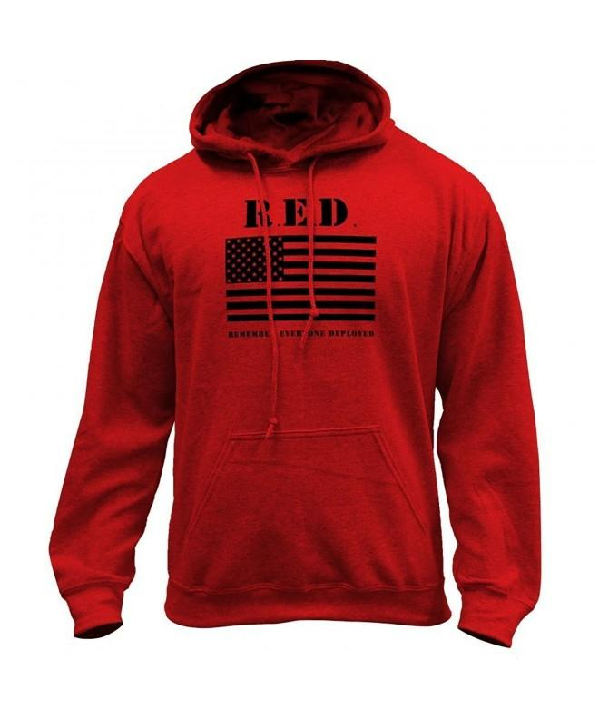 Remember Everyone Deployed Military Pullover