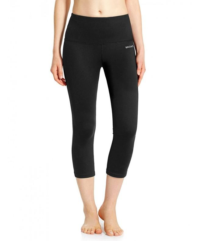 Baleaf Womens Leggings Control See Through
