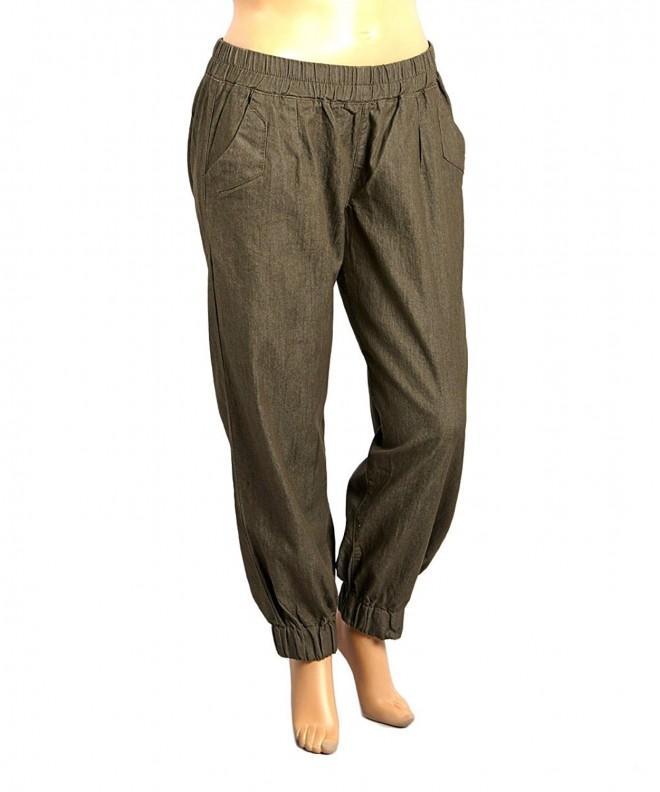 Exocet Jogger Pants 7 Olive
