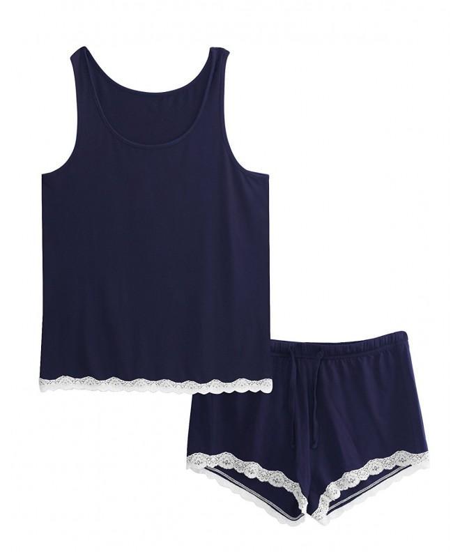 GYS Womens Bamboo Pajama Shorts